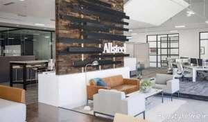 دیزاین داخلی مغازه مبل