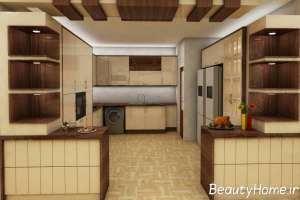 ویترین مخصوص آشپزخانه