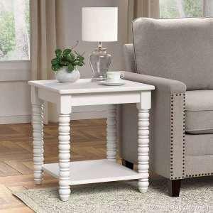 میز پذیرایی سفید