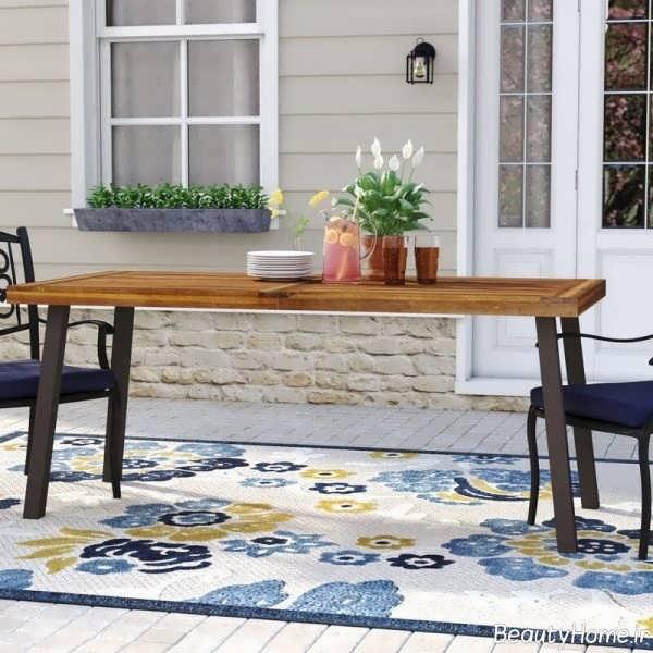 میز زیبا غذاخوری