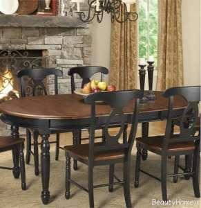 میز ناهارخوری زیبا و جذاب