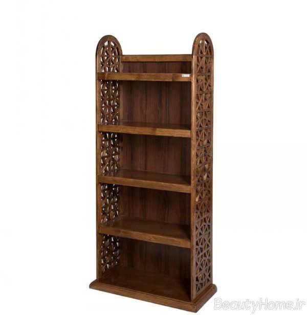 مدل زیبا کتابخانه