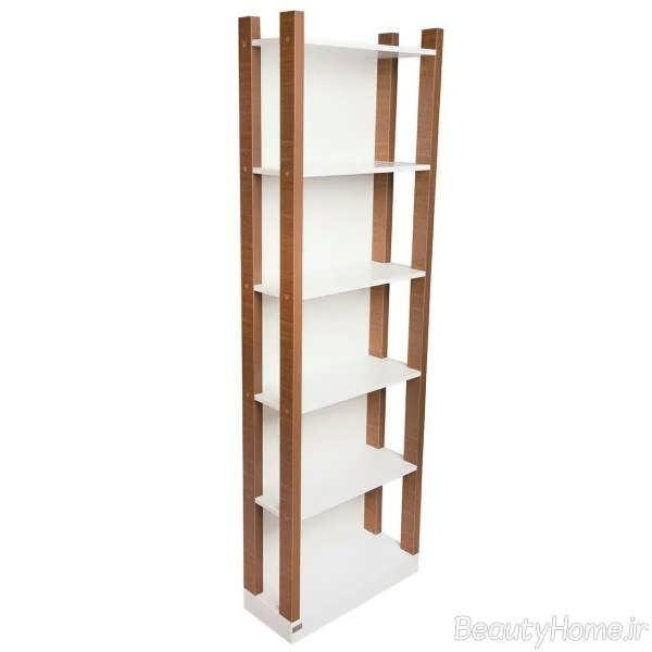 مدل کتابخانه سفید