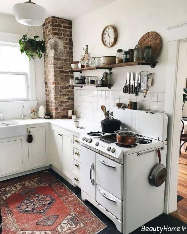 دکوراسیون وینتیج برای آشپزخانه