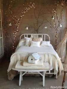 دکوراسیون اتاق خواب وینتیج