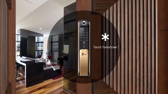 قفلهای الکترونیک