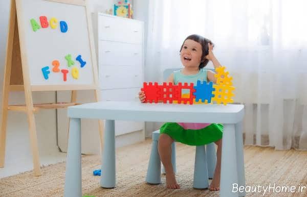 میز صندلی برای کودک
