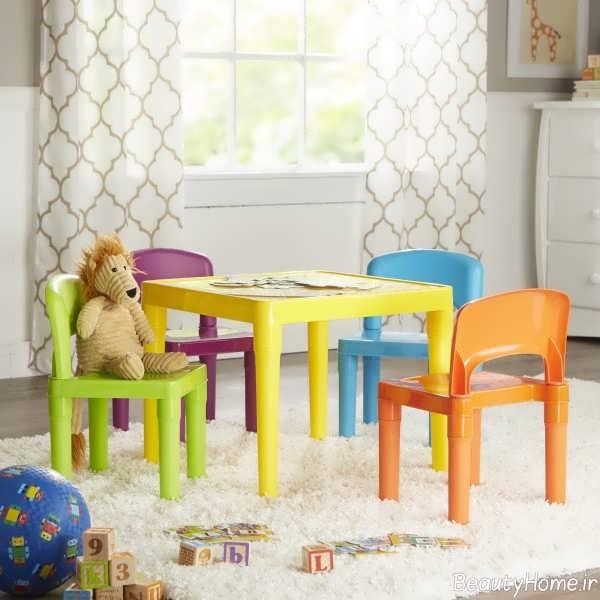 میز صندلی کودکان