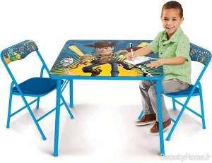 میز صندلی فلزی