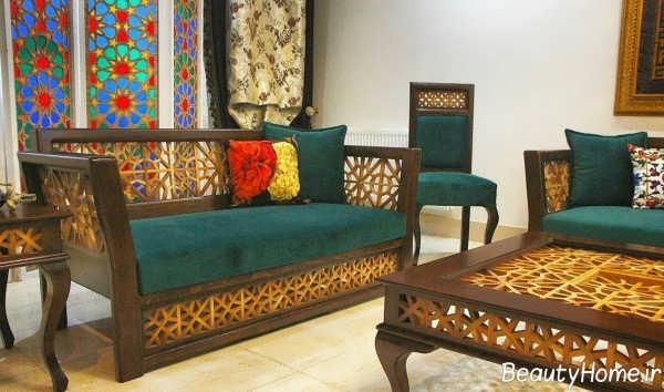 گره چینی در طراحی داخلی منزل