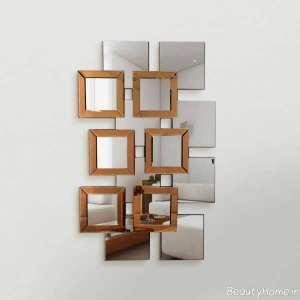 تزیین ساده به کمک آینه