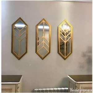تزیینات خانه با آینه