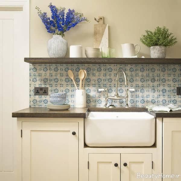 تزیینات جالب برای پیشخوان آشپزخانه