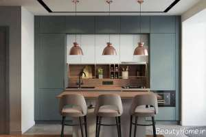 طراحی داخلی اشپزخانه