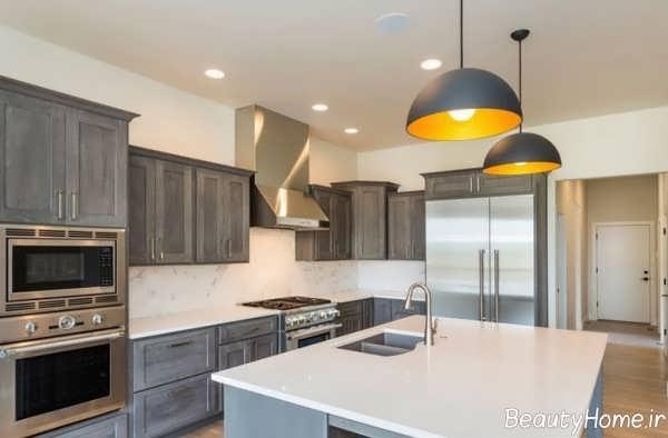 نورپردازی مناسب برای آشپزخانه