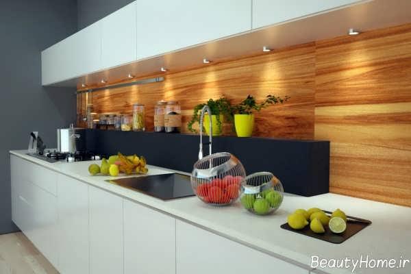 دکوراسیون آشپزخانه ارگونومیک