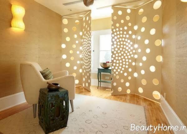 دیزاین اتاق مراقبه