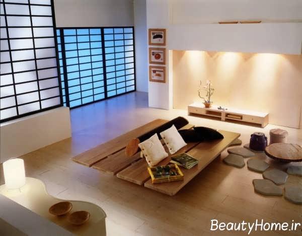 طراحی زیبا و شیک اتاق مدیتیشن