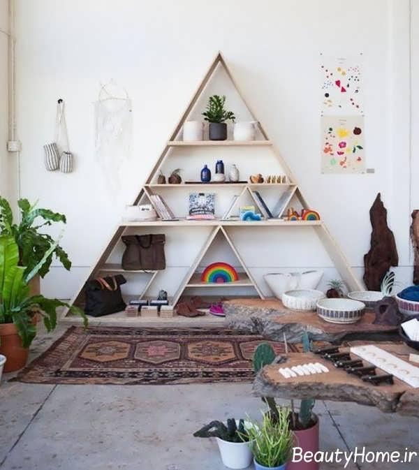 طراحی داخلی زیبا اتاق مراقبه