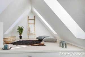 طراحی داخلی اتاق مراقبه
