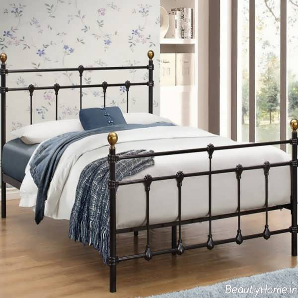 تختخواب ساده فرفورژه
