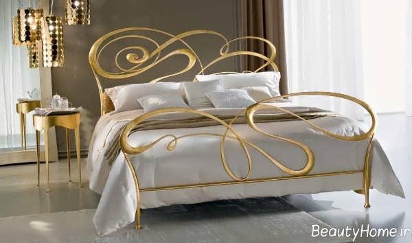 تخت فرفورژه شیک و زیبا