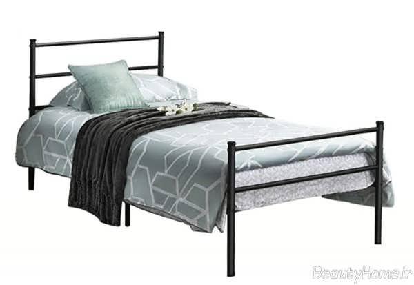 تختخواب زیبا و فرفورژه