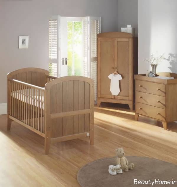 سرویس خواب نوزادی ام دی اف