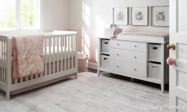 سرویس خواب ساده نوزادی