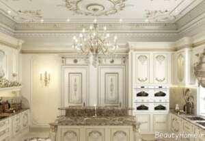 کابینت کلاسیک و زیبا