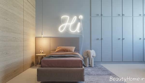 نورپردازی اتاق خواب کودک