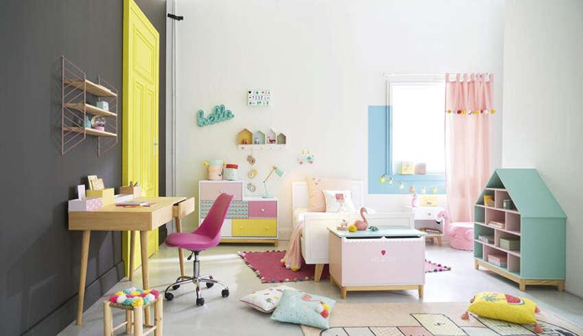 بازسازی اتاق کودک