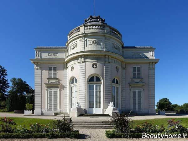 نما کلاسیک ساختمان