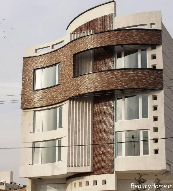 نما بیرونی ساختمان