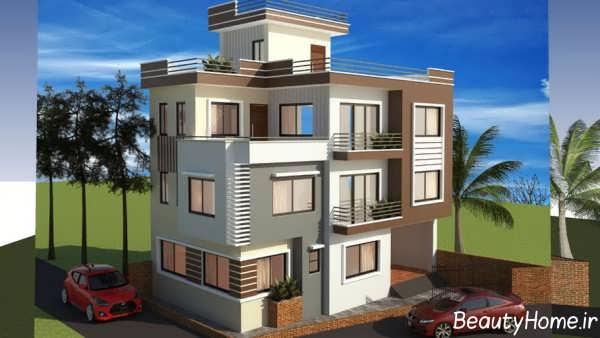 نمای خارجی ساختمان 2021