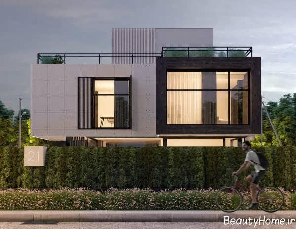 مدل نمای ساختمان 2021