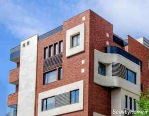 نمای بیرونی ساختمان
