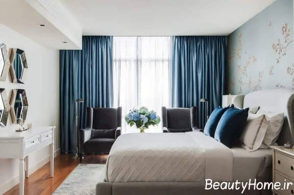 پرده مخصوص اتاق خواب