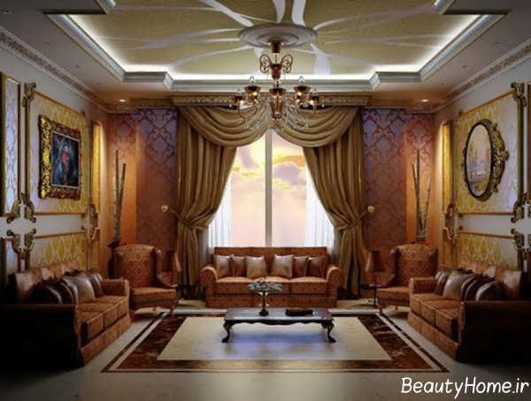 دیزاین داخلی خاورمیانه ای