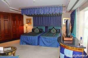 اتاق خواب خاورمیانه ای