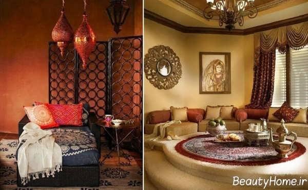 دیزاین شیک خاورمیانه ای