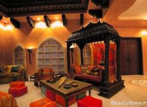 طراحی داخلی خاورمیانه ای