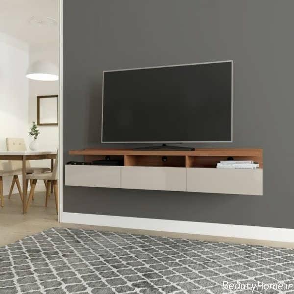 مدل میز تلویزیون ام دی اف 2021