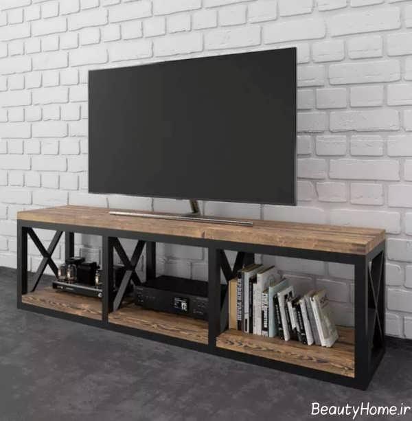میز تلویزیون شیک و زیبا