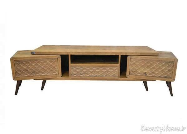 میز تلویزیون کلاسیک و متفاوت