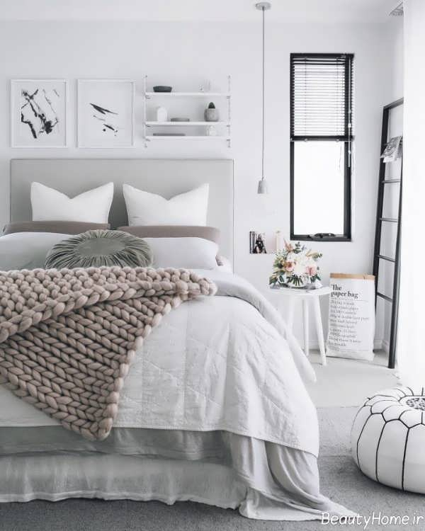 طراحی داخلی اتاق خواب