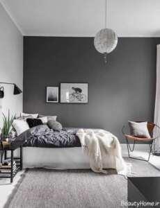 طراحی داخلی اتاق خواب شیک