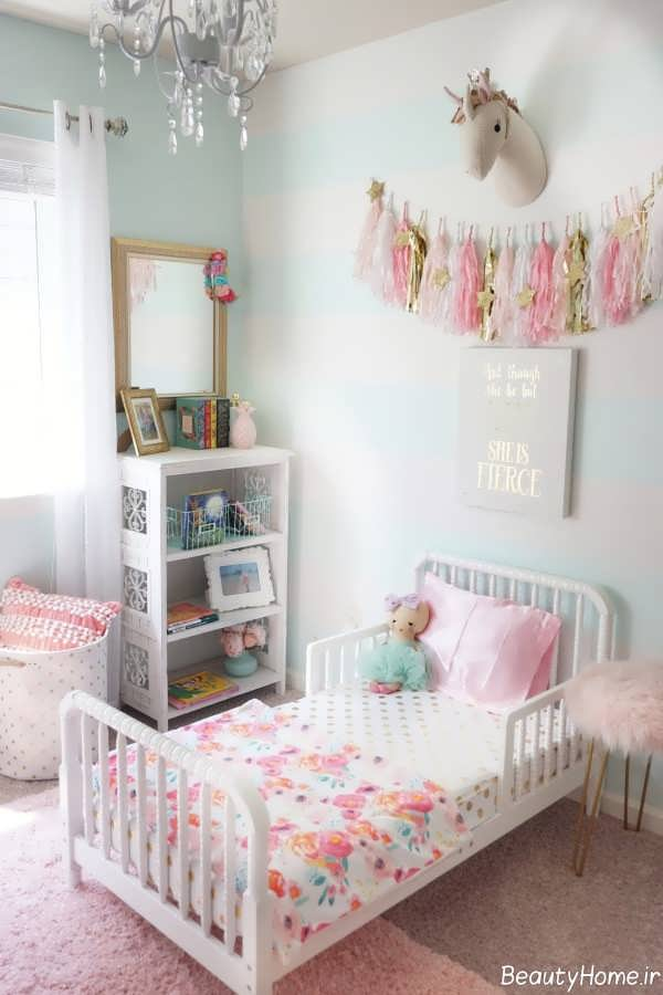 دیزاین اتاق کودک شیک