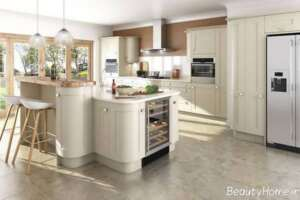 کابینت زیبا برای آشپزخانه
