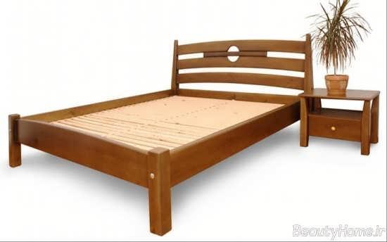 طرح تختخواب زیبا و شیک